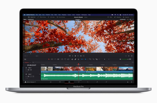 Apple ra mắt MacBook Pro mới: Nhanh hơn 2,8 lần, pin 20 giờ, giá rẻ ngang iPhone! ảnh 2