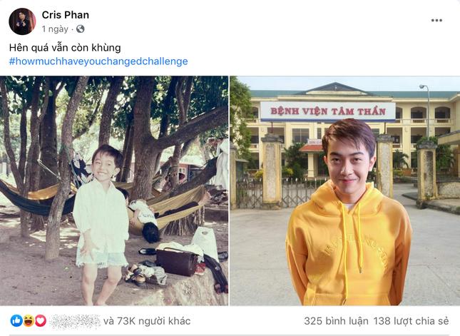 """Trend mới cực """"hot"""" trên Facebook: Đăng ảnh ngày ấy - bây giờ xem bạn đã thay đổi thế nào ảnh 3"""