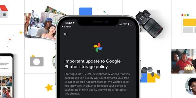 SỐC: Kể từ tháng 6/2021, bạn hết được sao lưu ảnh miễn phí trên Google Photos ảnh 2