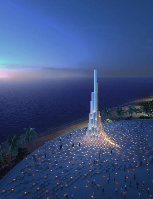 Dân mạng trầm trồ với ngọn tháp mới tại Phú Yên: Thêm địa điểm check-in không thể bỏ lỡ! ảnh 3