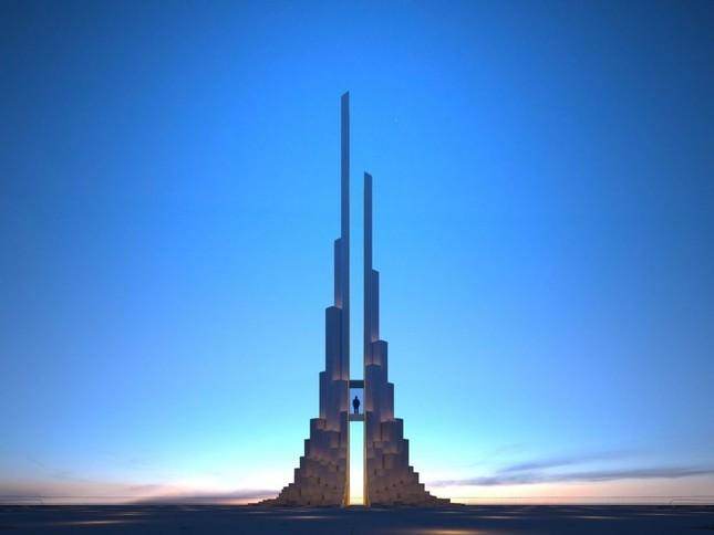 Dân mạng trầm trồ với ngọn tháp mới tại Phú Yên: Thêm địa điểm check-in không thể bỏ lỡ! ảnh 1