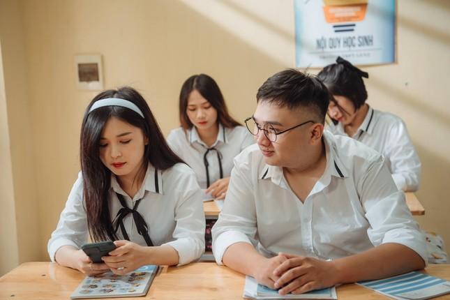 """Có gì ở tập 1 """"Siêu Quậy 12E2"""" - sitcom có sự tham gia của streamer Thảo Nari, Quang Cuốn? ảnh 5"""