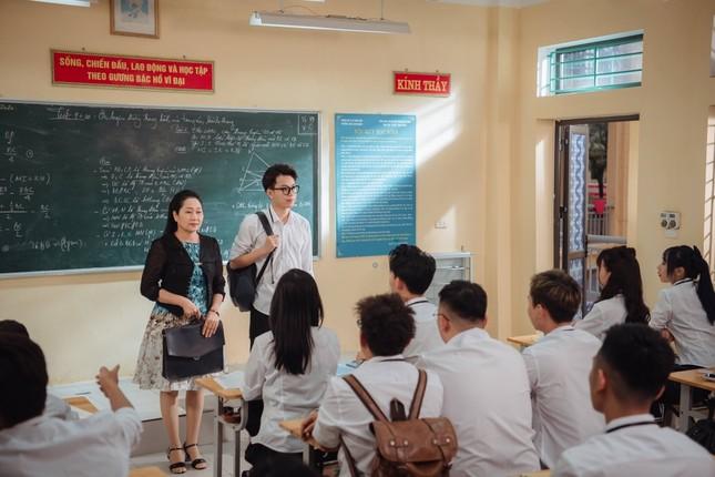 """Có gì ở tập 1 """"Siêu Quậy 12E2"""" - sitcom có sự tham gia của streamer Thảo Nari, Quang Cuốn? ảnh 7"""