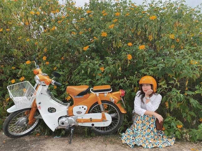 """Tháng 11 """"check-in"""" ở Đà Lạt: Bật mí những địa điểm tràn ngập dã quỳ, chẳng sợ chen chúc ảnh 4"""