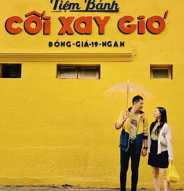"""Bức tường vàng """"huyền thoại"""" của tiệm bánh Cối Xay Gió ở Đà Lạt sẽ ngừng hoạt động? ảnh 2"""