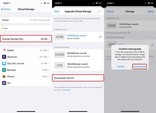 HOT: Hướng dẫn nhận 50GB iCloud miễn phí, dùng trong 9 tháng, nhanh tay nào bạn ơi! ảnh 4