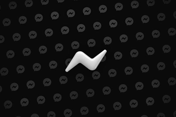 Nhân sự kiện Black Friday, Facebook Messenger bổ sung thêm chủ đề trắng - đen ảnh 1