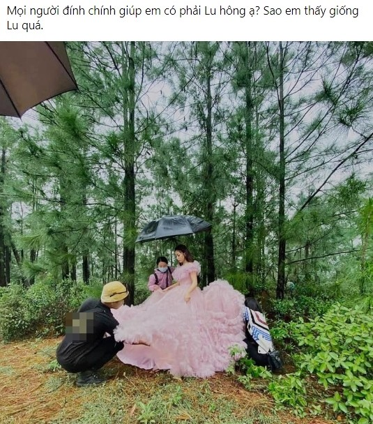 """Quang Hải xuất hiện với hình tượng """"già nua"""", bạn gái cũ Nhật Lê lộ ảnh mặc váy cưới? ảnh 1"""