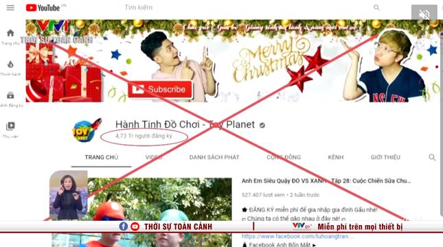 4 kênh YouTube có nội dung nhảm nhí của Việt Nam bị Google tắt chức năng kiếm tiền ảnh 1