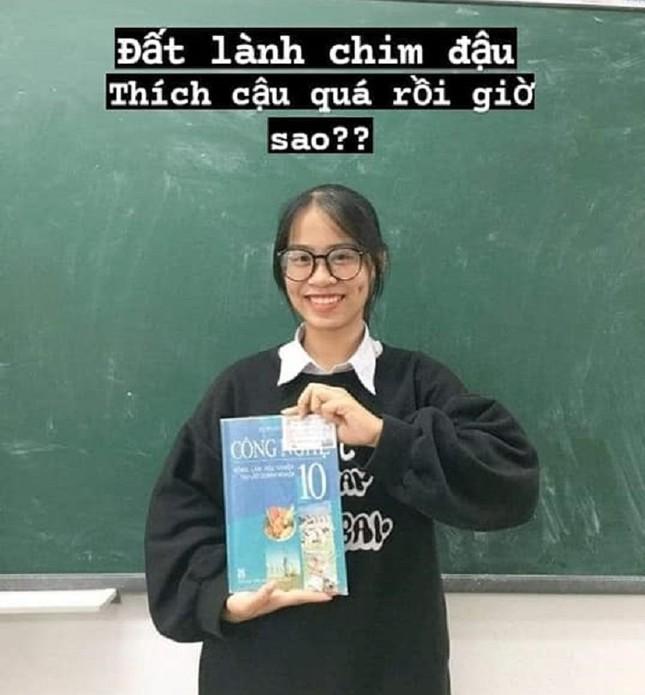 """Teen Phú Yên bắt """"trend"""" thả thính với SGK: Thế này thì crush sẽ """"đổ cái rầm"""" cho xem! ảnh 4"""