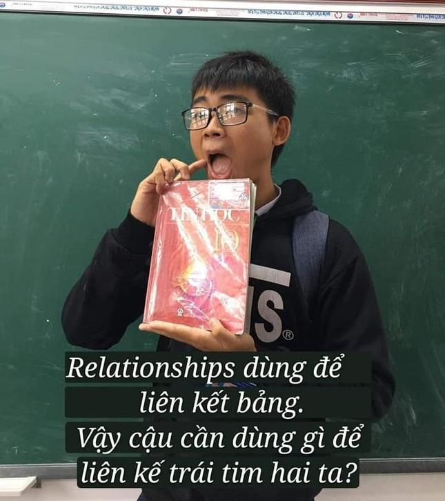 """Teen Phú Yên bắt """"trend"""" thả thính với SGK: Thế này thì crush sẽ """"đổ cái rầm"""" cho xem! ảnh 8"""