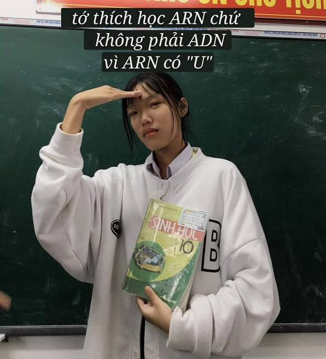 """Teen Phú Yên bắt """"trend"""" thả thính với SGK: Thế này thì crush sẽ """"đổ cái rầm"""" cho xem! ảnh 10"""