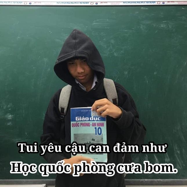 """Teen Phú Yên bắt """"trend"""" thả thính với SGK: Thế này thì crush sẽ """"đổ cái rầm"""" cho xem! ảnh 11"""