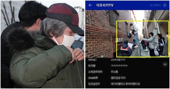 Tội phạm ấu dâm Cho Doo Soon ra tù: Người dân Hàn Quốc vây kín đập phá, biểu tình ảnh 1