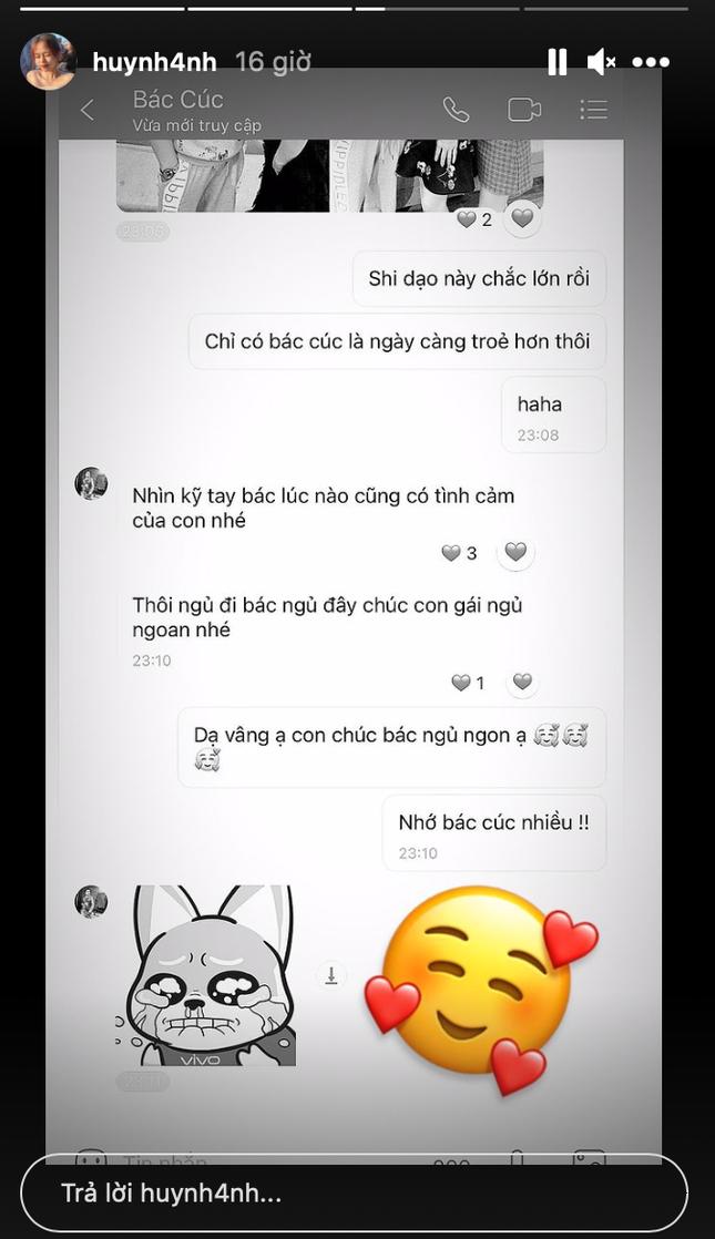 Sau 3 tháng chia tay, Huỳnh Anh tiết lộ tình trạng mối quan hệ hiện tại với mẹ Quang Hải ảnh 3