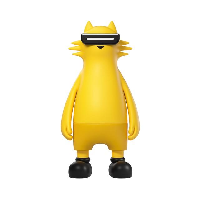 Ca sĩ ISAAC, Amee thích thú với linh vật của Realme: Chú mèo tạo xu hướng Realmeow ảnh 1
