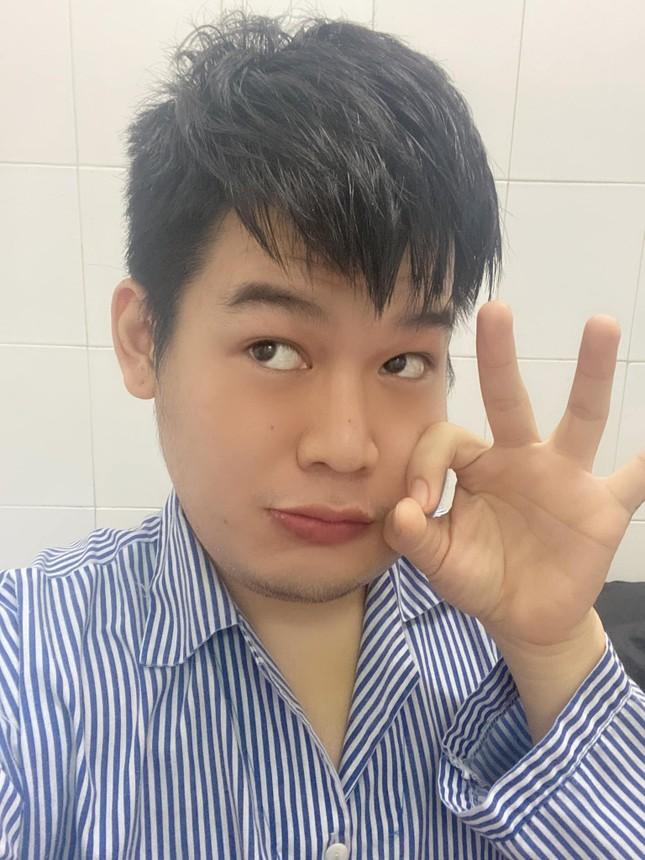 Hot TikToker Long Chun giữ tinh thần lạc quan sau 1 tháng điều trị u men xương hàm ảnh 2