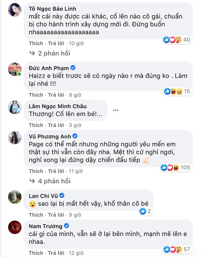 Linh Ka bất ngờ lên tiếng về chuyện bị mất quyền sở hữu fanpage và YouTube mang tên mình ảnh 4