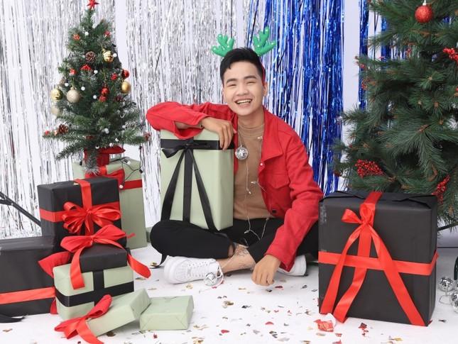 Cham Cân 5 xuất hiện cực bảnh trong bộ ảnh đón Giáng sinh, tiết lộ điều ít người biết ảnh 4