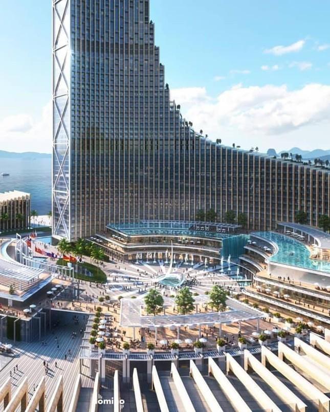 Quảng Ninh dự kiến xây tòa tháp cao nhất Việt Nam: Giới trẻ có thêm điểm check-in mới! ảnh 5