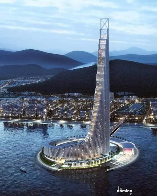 Quảng Ninh dự kiến xây tòa tháp cao nhất Việt Nam: Giới trẻ có thêm điểm check-in mới! ảnh 3