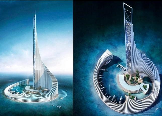 Quảng Ninh dự kiến xây tòa tháp cao nhất Việt Nam: Giới trẻ có thêm điểm check-in mới! ảnh 1
