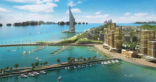 Quảng Ninh dự kiến xây tòa tháp cao nhất Việt Nam: Giới trẻ có thêm điểm check-in mới! ảnh 2