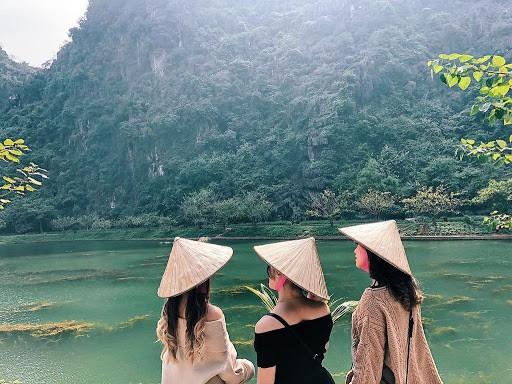 """Hang Múa, đồng cừu Gia Viễn (Ninh Bình) lọt top điểm """"hot"""" dịp Tết Dương lịch 2021 ảnh 7"""