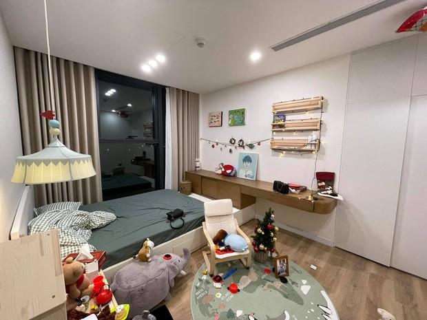 """Cơ ngơi """"khủng"""" của vợ chồng Trang Lou - Tùng Sơn: Nhà mới to đẹp đón bé thứ hai chào đời! ảnh 6"""