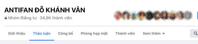 Group antifan Khánh Vân với gần 35K thành viên: Người lập group tự xưng là em họ? ảnh 1