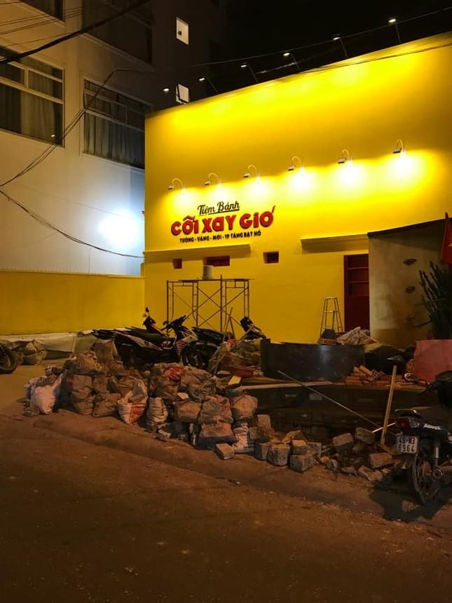 """Tin vui: Bức tường vàng """"Tiệm Bánh Cối Xay Gió"""" sắp trở lại, địa điểm ngay gần chỗ cũ ảnh 1"""