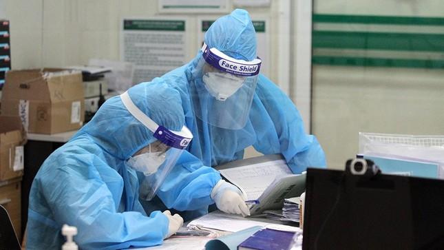 Hà Nội: Xuất hiện ca bệnh COVID-19 là nam sinh thuê trọ ở Nguyễn Khánh Toàn, quận Cầu Giấy ảnh 1
