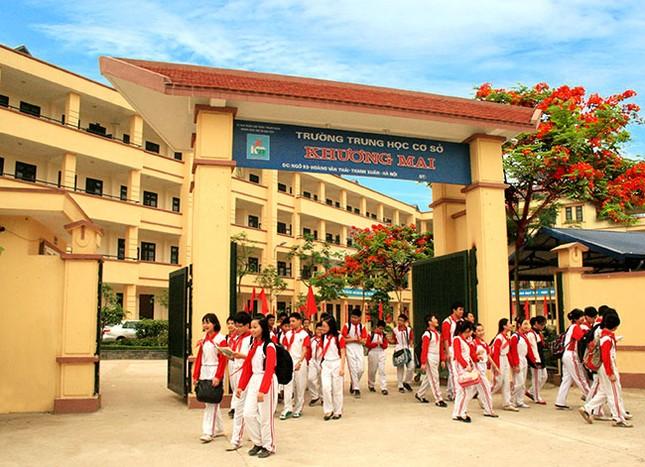 Thêm nhiều trường học tại Hà Nội cho học sinh nghỉ Tết sớm để phòng dịch COVID-19 ảnh 2
