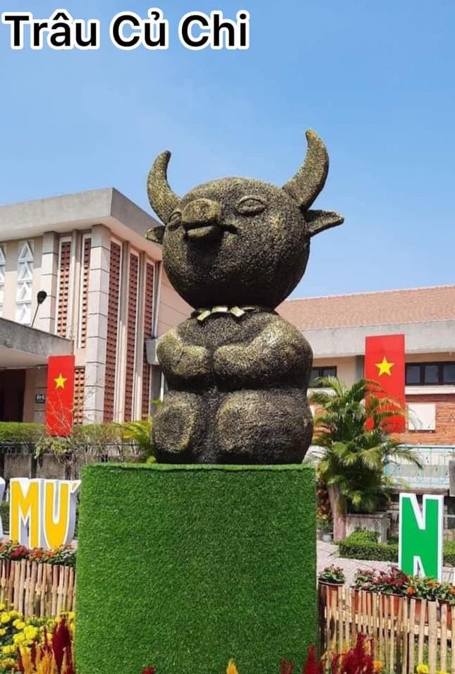 Cười thả ga trước loạt ảnh linh vật Tết Tân Sửu: Mũm mĩm, sang chảnh, cháy nắng... muốn gì cũng có! ảnh 4
