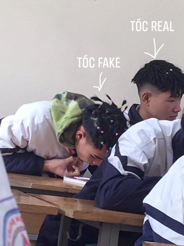 """1001 """"chiêu trò"""" làm đẹp của hội học sinh dịp Tết: Làm nail, uốn tóc với giá... 0 đồng! ảnh 3"""
