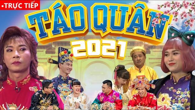 """Loạt phát ngôn """"chất như nước cất"""" trong Táo Quân 2021: Drama """"trà xanh"""" cũng được réo tên! ảnh 1"""
