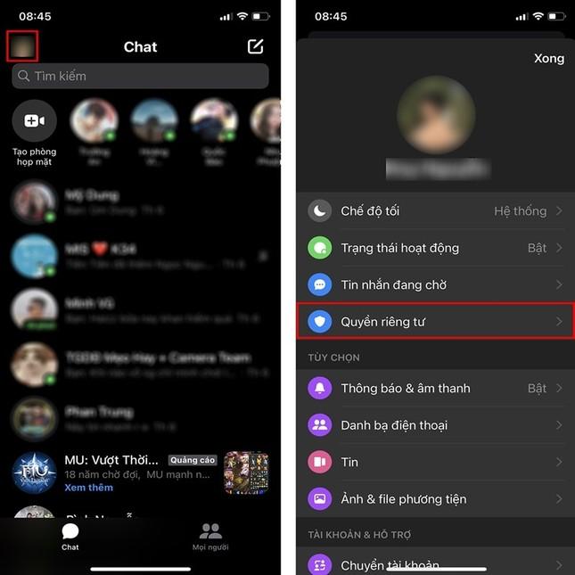 Cập nhật tính năng mới trên Facebook Messenger: Người dùng nhận tin nhắn trở nên an toàn hơn ảnh 2