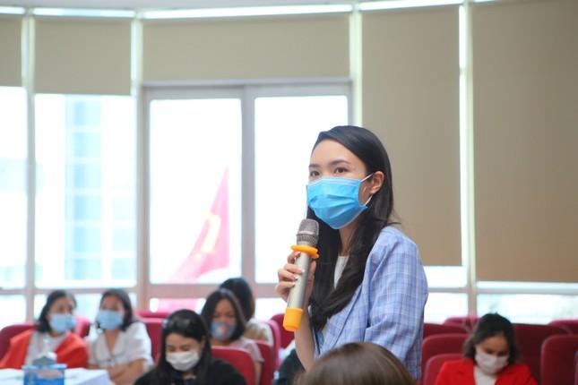 """Nữ sinh 2K6 là gương mặt trẻ tuổi nhất nằm trong 20 đề cử """"Gương mặt trẻ Việt Nam tiêu biểu 2020"""" ảnh 3"""