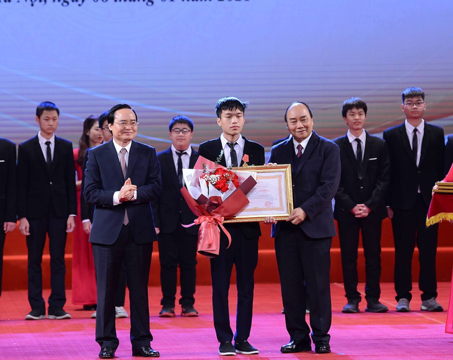 Gương mặt trẻ Việt Nam tiêu biểu 2020: Ấn tượng với dàn ứng viên thế hệ Z sở hữu thành tích khủng ảnh 2