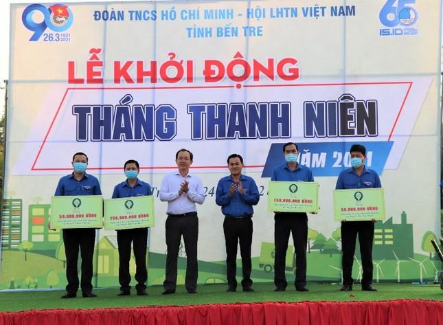 Kon Tum, Bến Tre khởi động Tháng thanh niên với nhiều nhóm nội dung quan trọng ảnh 1