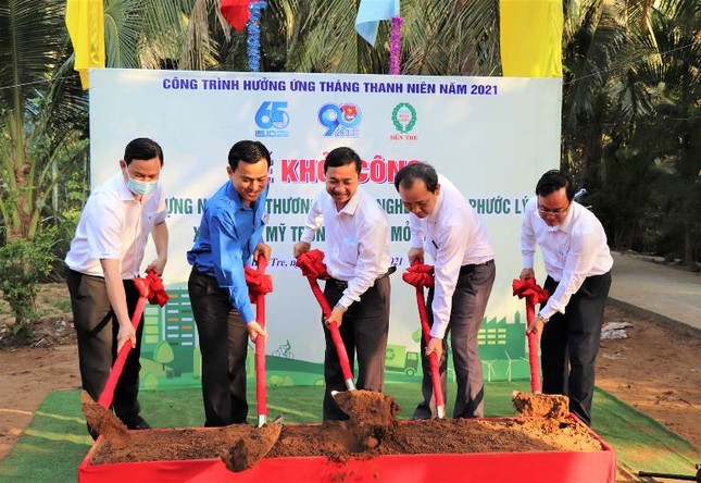 Kon Tum, Bến Tre khởi động Tháng thanh niên với nhiều nhóm nội dung quan trọng ảnh 2