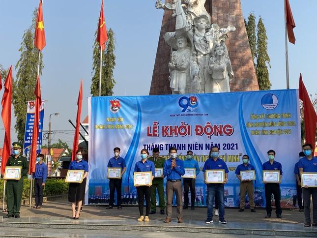 Kon Tum, Bến Tre khởi động Tháng thanh niên với nhiều nhóm nội dung quan trọng ảnh 3