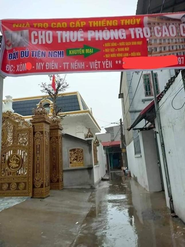"""Xuất hiện khu trọ """"đỉnh của chóp"""" tại Bắc Giang: Cổng dát vàng, thang máy, điều hoà đầy đủ ảnh 3"""