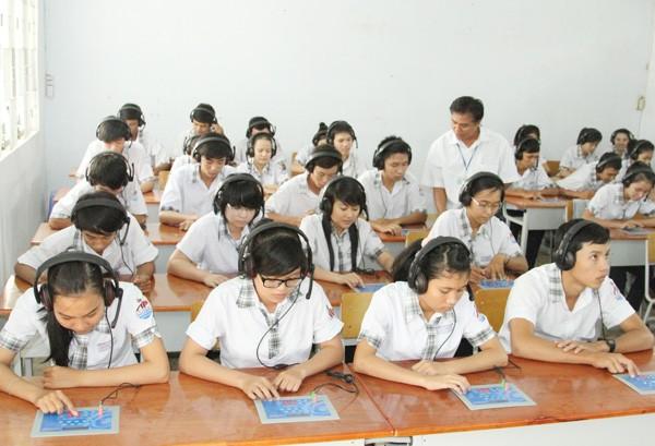 Xôn xao trước thông tin tiếng Hàn, tiếng Đức trở thành môn học bắt buộc từ lớp 3 đến 12 ảnh 2