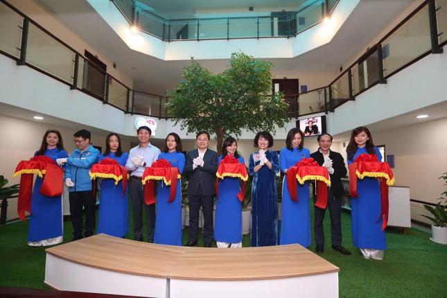 Cơ quan TƯ Đoàn khánh thành công trình chào mừng 90 năm thành lập Đoàn TNCS Hồ Chí Minh ảnh 3