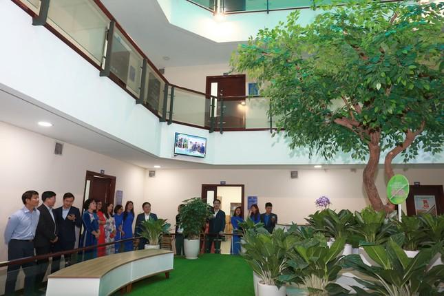 Cơ quan TƯ Đoàn khánh thành công trình chào mừng 90 năm thành lập Đoàn TNCS Hồ Chí Minh ảnh 7
