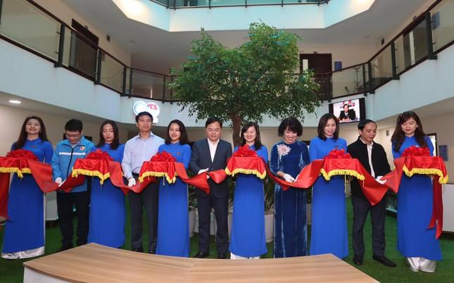 Cơ quan TƯ Đoàn khánh thành công trình chào mừng 90 năm thành lập Đoàn TNCS Hồ Chí Minh ảnh 1