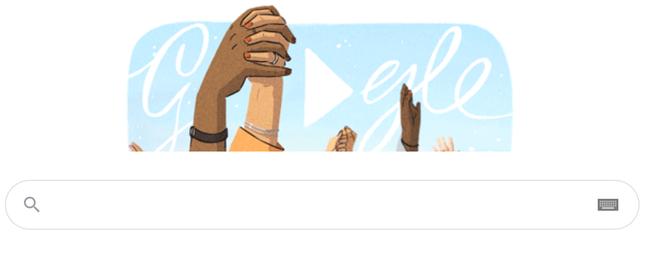 Facebook, Google mừng ngày Quốc tế Phụ nữ 8/3: Chỉ cần nhấn vào logo là thấy điều đặc biệt ảnh 3