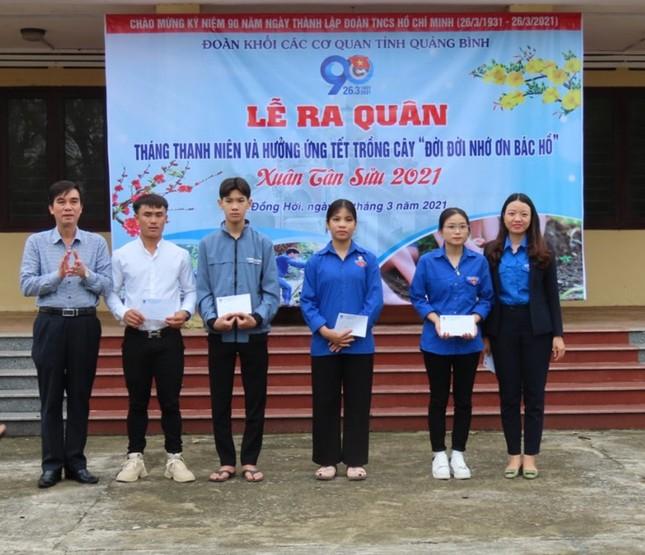 Tuổi trẻ Quảng Bình, Tuyên Quang sôi nổi các hoạt động Tháng Thanh niên năm 2021 ảnh 1