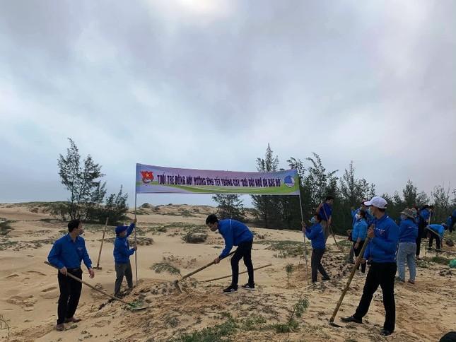 Tuổi trẻ Quảng Bình, Tuyên Quang sôi nổi các hoạt động Tháng Thanh niên năm 2021 ảnh 2